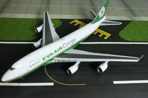 Eva Air Cargo 長榮航空 747 Apollo limited die cast metal model 1:400