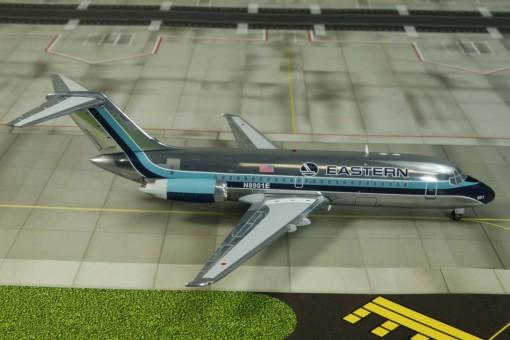 Eastern DC-9-15 Polished Reg# N8901E Gemini200 G2EAL218 1:200