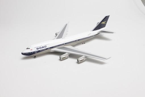 British Airways BOAC retro Boeing 747-400 G-BYGC Phoenix die-cast 04254 scale 1:400