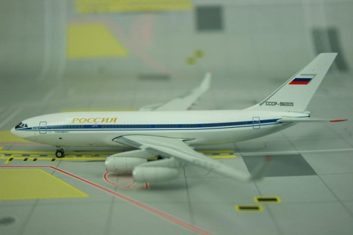 SALE! Aeroflot IL-96 CCCP-96005 10744 Gold Titles scale 1:400