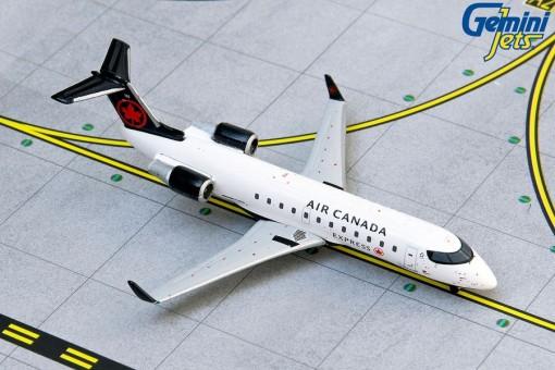 C-FIJA Air Canada Express Bombardier CRJ-200 new livery Gemini GJACA1862 scale 1:400