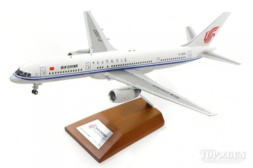 Air China Boeing 757-200 Reg# B-2855 Stand JC Wings JC2CCA797 Scale 1:200