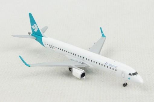 Air Dolomiti Embraer E-195 I-ADJO die-cast Herpa 533799 scale 1:500