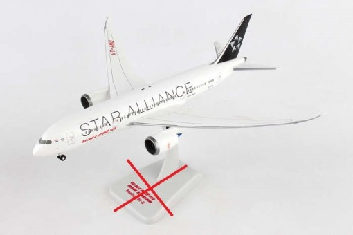 Air India Star Alliance Boeing 787-8 VT-ANU gears HG10284G scale 1-200