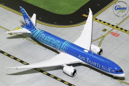 Air Tahiti Nui Boeing 787-9 new livery F-ONUI Gemini GJTHT1782 scale 1:400