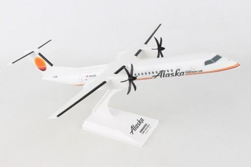 Alaska-Horizon Q400 NextGen (Dash8) N421QX Bombardier Retro Livery Skymarks SKR941 scale 1-100