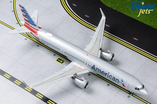 American A321neo N400AN Gemini Jets G2VIV730 scale 1:200