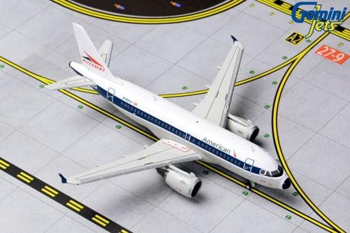 American Allegheny Retro livery Airbus A319 N745VJ Geminijets GJAAL1133 Scale 1:400