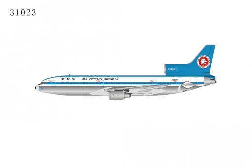 ANA All Nippon Lockheed L-1011-1 Tristar JA8501 Mohican 1970s livery die-cast NG Models 31023 scale 1400