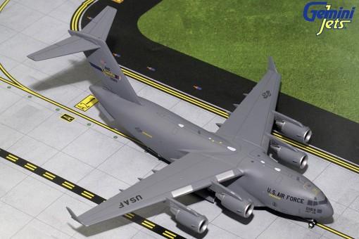 ANG Charlotte North Carolina Boeing C-17 Globemaster III 00183 Gemini 200 G2AFO787 scale 1:200