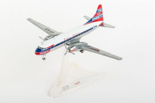 Ansett Airways Convair CV-340 die-cast Herpa 559706 scale 1:200