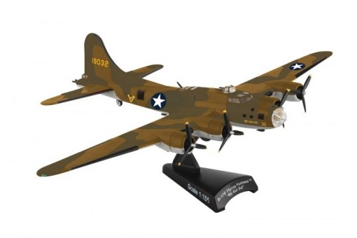 B-17F Flying Fortress My Gal Sal Postage Stamp PS5413-1 Scale 1:155