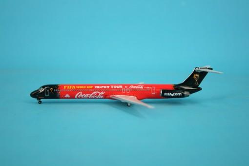 "Blue Panorama MD-83 ""FIFA W.C."" F-GMLU Phoenix 10404 1:400"