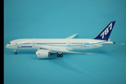 "Boeing B787 N787FT ""White"""