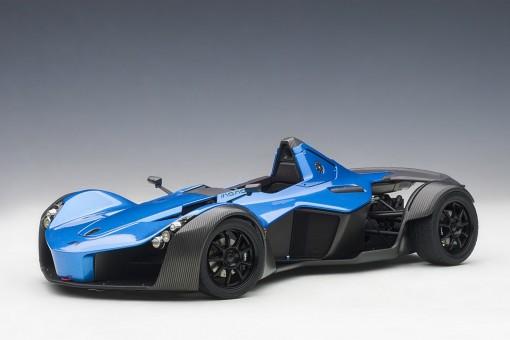 BAC Mono metallic Blue Briggs Automotive 18115 AUTOart scale 1:18