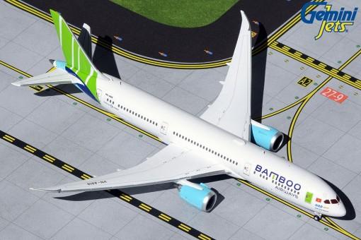 Bamboo Airways Vietnam Boeing 787-9 VN-A818 GeminiJets GJBAV1923 scale 1:400