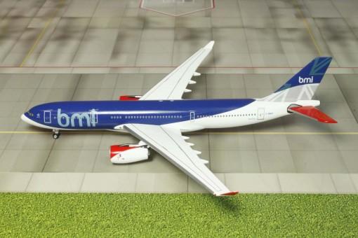 BMI Airbus A330-200 Reg# G-WWBB Aero Classics Scale 1:400