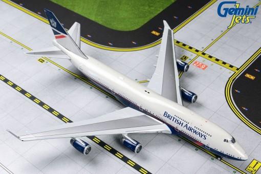 British Airways Boeing 747-400 G-BNLY Landor Livery GJBAW1857 1:400