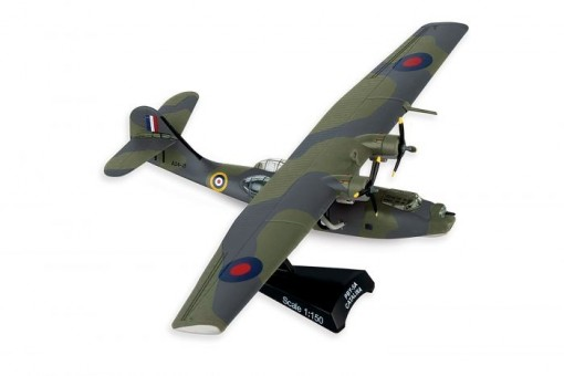 British PBY-5A Catalina RAAF metallic by Postage Stamp PS5556-5 scale 1:150