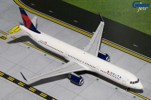 Delta Airlines Airbus A321 Sharklets N301DN Gemini 200 G2DAL444 Die-Cast 1:200
