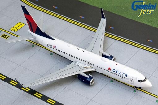 Delta Boeing 737-800 Winglets N3754A Gemini 200 G2DAL877 scale 1:200