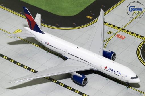 Delta Boeing 777-200LR N708DN Gemini Jets GJDAL1819 scale 1:400
