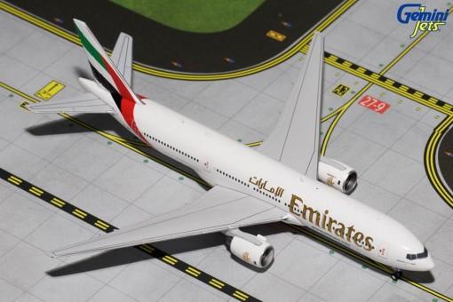 Emirates Boeing B777-200ER Reg# A6-EMI Gemini GJUAE1285 Scale 1:400