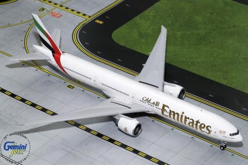 Emirates Boeing 777-300ER A6-ENU Expo 2020 Gemini 200 G2UAE771 1:200