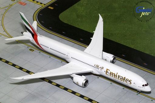Emirates Boeing 787-10 Dreamliner Gemini 200 G2UAE740 scale 1:200