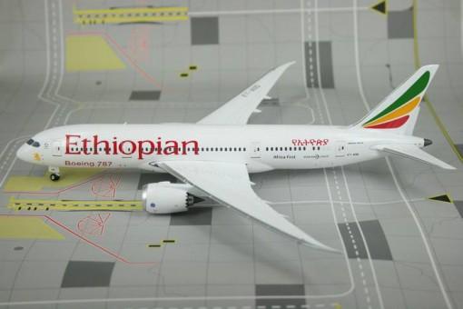 Ethiopian Airlines B787-8 ET-AOQ Phoenix 1:200