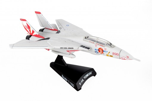 F-14A Tomcat Miss Molly Postage Stamp PS5383-4 Scale 1:160