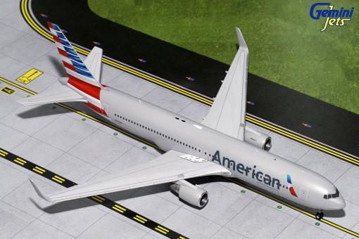 American Airlines Boeing 767-300W Reg# N393AN Gemini G2AAL631 1:200