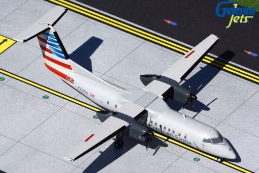 American Eagle-Piedmont Bombardier Dash 8 Q-300 N329EN Gemini Jets G2AAL853 scale 1:200