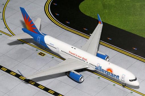 Allegiant Air Boeing 757-200(W) Reg# N902NV Gemini Jets G2AAY467 Scale 1:200
