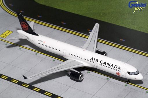 Air Canada Airbus A321-200 New Livery  C-GJWO Gemini 200 G2ACA673 Scale 1:200