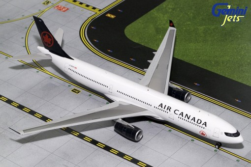 Air Canada Airbus A330-300 Reg.# C-GFAF GeminiJets G2ACA722 Scale 1:200