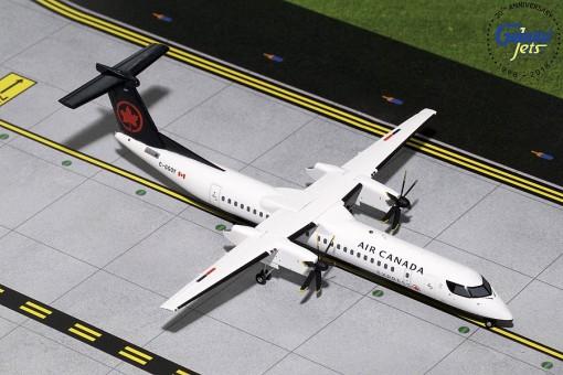 Air Canada Bombardier Dash 8Q-400 Reg# C-GGOY G2ACA738 Gemini Jets Scale 1:200
