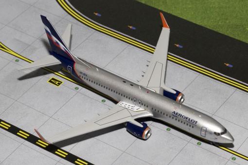 Aeroflot Boeing B737-800 Reg# VP-BZA Gemini Jets G2AFL570 Scale 1:200