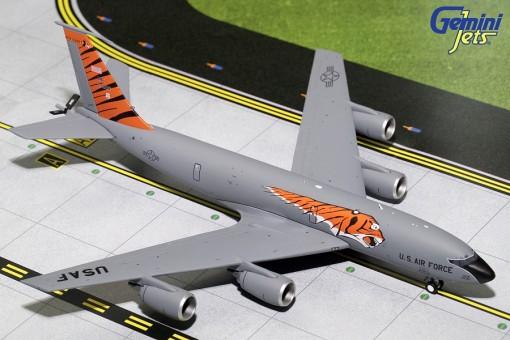 U.S.A.F KC-135R (New Jersey ANG Tiger Livery) 23508  G2AFO698 Gemini 200 1:200