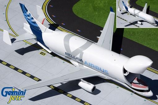 New mould Beluga Airbus Transport A330-743L Interactive series F-WBXL Gemini 200 G2AIR927 scale 1:200