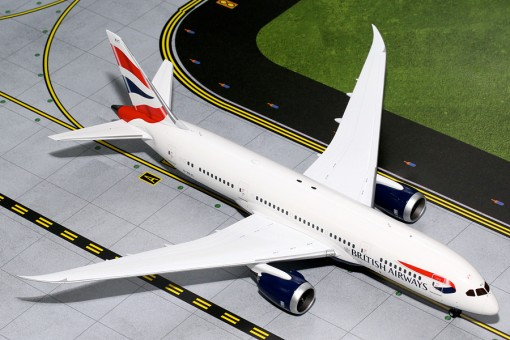 British Airways Boeing B787-8 Reg# G-ZBJC Gemini Jets G2BAW542 Sale 1:200