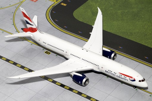 British Airways Boeing B787-9 Dreamliner Gemini Jets G2BAW544 Scale 1:200