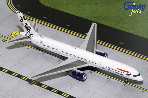 British Airways 757-200 (Rendezvous Tail) G-CPEV Gemini G2BAW691 1:200