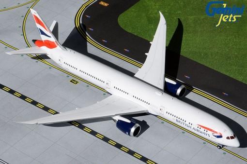 British Airways Boeing 787-10 Dreamliner G-ZBLA Gemini 200 G2BAW904 Scale 1:200