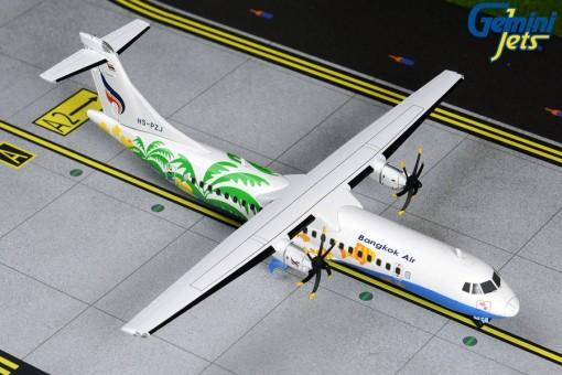 Bangkok Airways Aerospatiale ATR-72-600  HS-PZJ Koh Samui livery Gemini 200 G2BKP827 Die-Cast 1:200