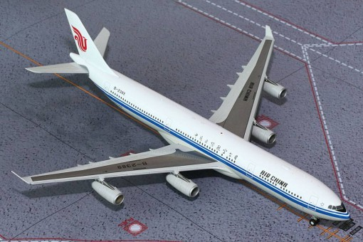 Air China Airbus A340-300 Reg# B-2389 Gemini Jets G2CCA377, 1:200 die cast scale model