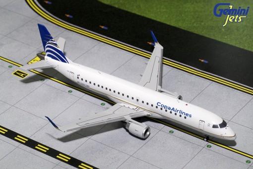 Copa Airlines Embraer ERJ-190 Reg.# HP-1540CMP GeminiJets G2CMP563 Scale 1:200
