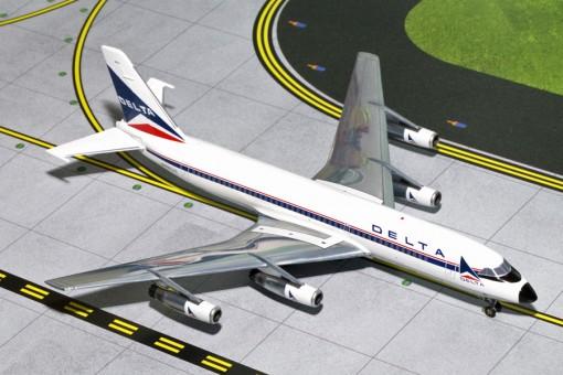 New Mold! Delta Airlines Convair CV-880 Reg N8802E G2DAL507  Scale:1:200 G2DAL507