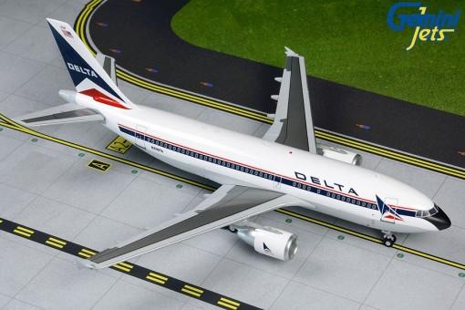Delta Airbus A310-300 Widget livery Gemini 200 G2DAL860 scale 1:200