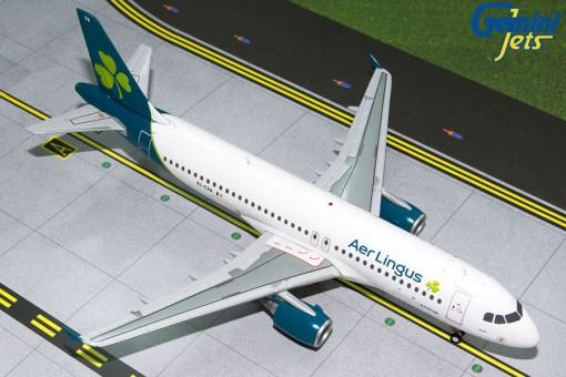 Aer Lingus Airbus A320-200 New Livery EI-CVA Gemini Jets G2EIN831 scale 1:200